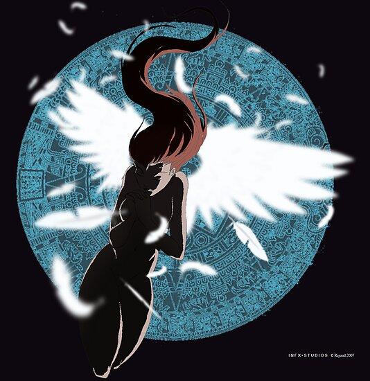 DETINY-angel by ED RIGAUD