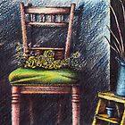 Nannas chair by Ants