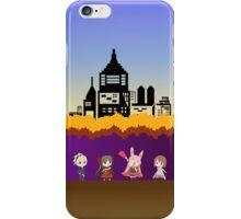 Mondaiji Ending Dance iPhone Case/Skin
