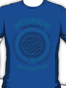 Waterbending university T-Shirt