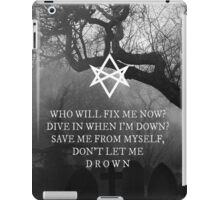 Bring Me the Horizon Drown Print iPad Case/Skin