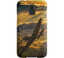 Spitfire Attack Samsung Galaxy Case/Skin