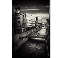 The Boulevard Photographic Print