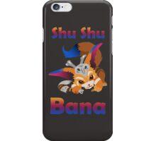 Shu Shu Bana - Gnar - LoL iPhone Case/Skin