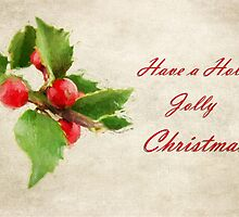 A Holly Jolly Christmas by Darren Fisher