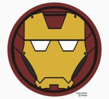 Hero Circles - Ironman by jimcwood