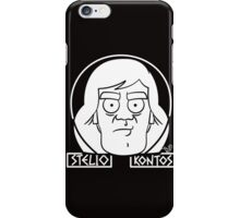 Stelio Kontos iPhone Case/Skin