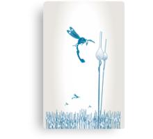 Interplay Canvas Print