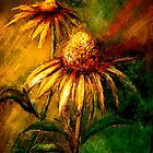 Flowers...Echinacea Purpurea 2 (Coneflower) by © Janis Zroback