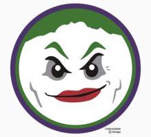 Hero Circles - The Joker by jimcwood