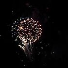 Fireworks - Explosion by Klaus Bohn