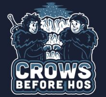 Crows before Hos by Brandon Wilhelm