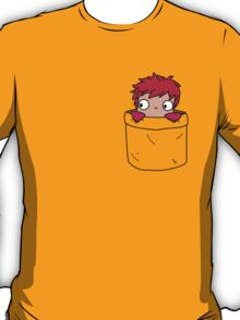 Ponyo in a pocket T-Shirt