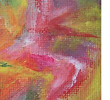 """""""Dreamscape No.3"""" original abstract artwork by Laura Tozer by Laura Tozer"""
