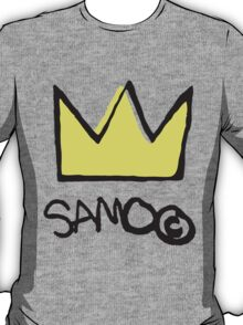 Basquiat SAMO Crown T-Shirt