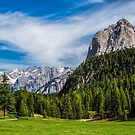 Dolomites by martinilogic
