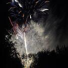Fireworks - Dancing light by Klaus Bohn