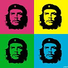 THE UNITED COLOURS OF CHE GUEVARA by Shane Connor Digital Artworks