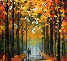 The Rain Is Gone 2 — Buy Now Link - www.etsy.com/listing/210414695 by Leonid  Afremov
