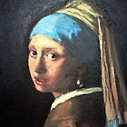 Vermeer's Girl by karolina