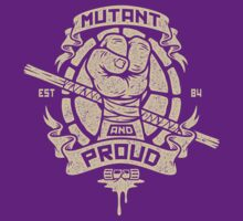 Mutant and Proud! (Donnie) T-Shirt