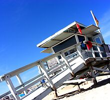 Lifeguard Guardpost by Christina Tang