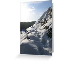 Wetmore Pond Greeting Card