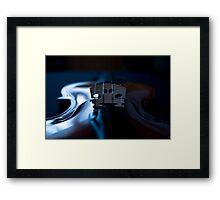 Cadenza Framed Print
