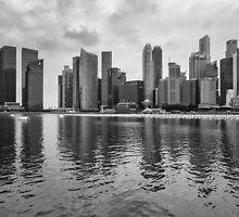SINGAPORE 10 by Tom Uhlenberg