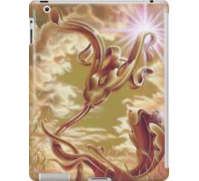 Silver Ivy, Surreal Nature iPad Case/Skin