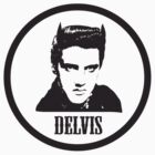 DELVIS - T shirts by PopGraphics