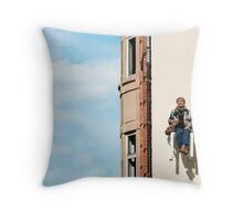 A Certain State of Mind Throw Pillow