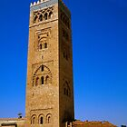 Mosque by Benno