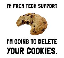 Tech Support Cookies by AmazingMart