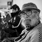The gaze by Zvonko Jerkovic