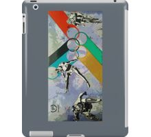 London 2012 street art! iPad Case/Skin