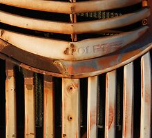 Rusted Grill - Route 66 by socalgirl