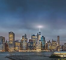 Manhattan Chill by BradKphoto