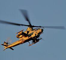 Bell AH-1Z Viper by Eleu Tabares