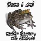 Frog Prince by Gravityx9