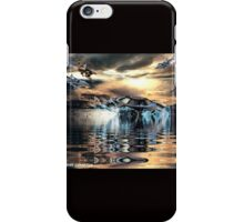 TO THE DEEP ~ NO ENTRY  iPhone Case/Skin