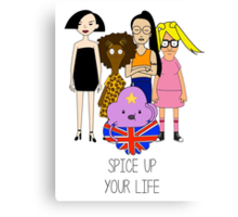 Spice Up Your Life Canvas Print