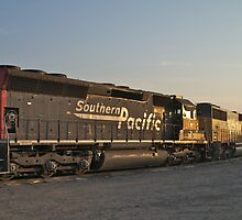 Southern Pacific by Morven
