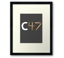 C47 Framed Print