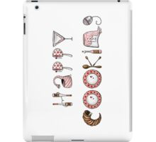 Happy Cooking! iPad Case/Skin