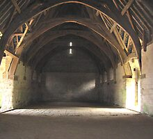 The Tithe Barn by chelle