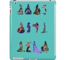 Disney Princess Portrait iPad Case/Skin