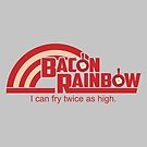 Bacon Rainbow by fishbiscuit