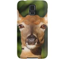 White Tailed Deer Profile Samsung Galaxy Case/Skin