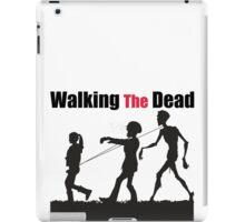 Walking The Dead iPad Case/Skin